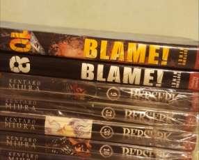 Manga Berserk y Blame
