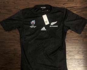 Camiseta All Blacks 2019 World Cup