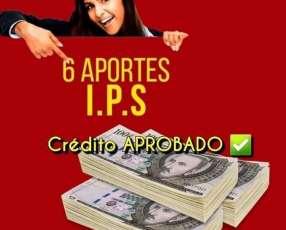 Crédito rápido y fácil