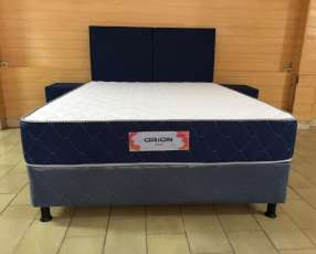 Sommier Orion modelo classic juego completo.