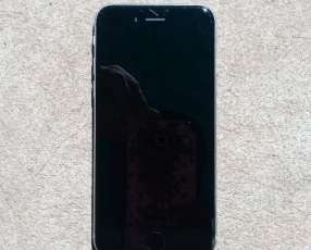 iPhone 6 gris negro 64 gb