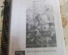 Métodos Numéricos con MATLAB de Mathews