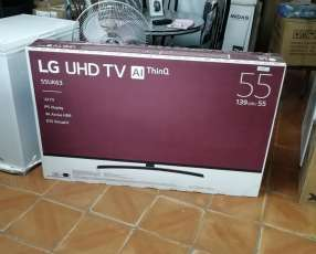 Tv Led smart lg 55 pulgadas ultra hd 4k