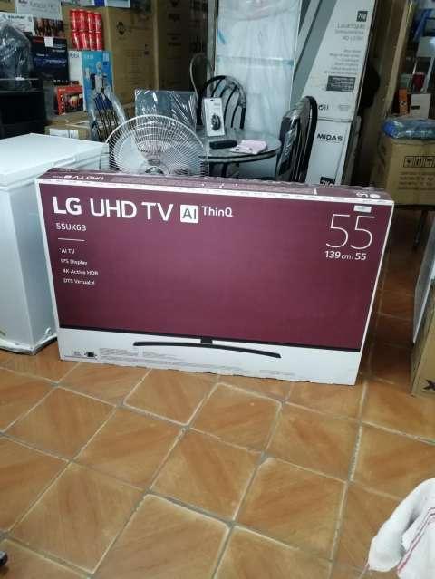 Tv Led smart lg 55 pulgadas ultra hd 4k