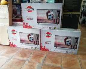 Tv Led smart tokyo 32 pulgadas hd