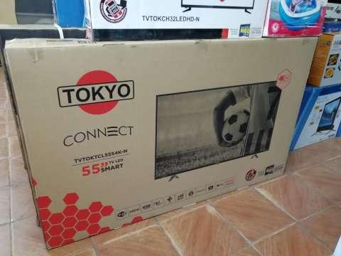 Tv Led smart tokyo 55 pulgadas ultra hd 4k