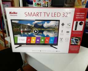 Tv Led smart kolke 32 pulgadas hd