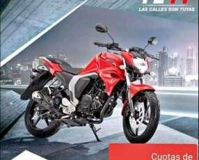 Moto Yamaha FZ 1.5