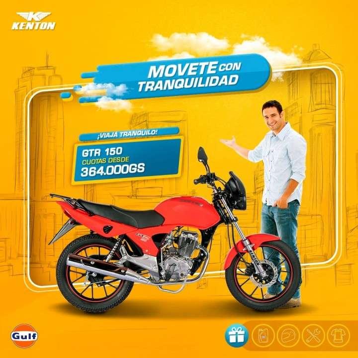 Motos Kenton - 1