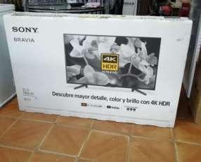 Tv Led smart sony bravia 55 pulgadas ultra hd 4k