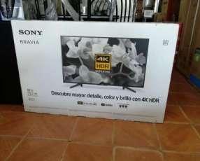 Tv Led smart sony bravia 49 pulgadas ultra hd 4k