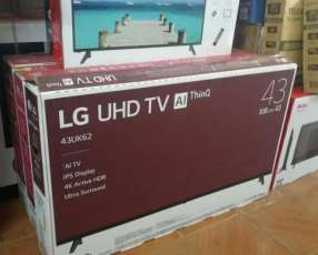 Tv Led smart lg 43 pulgadas ultra hd 4k