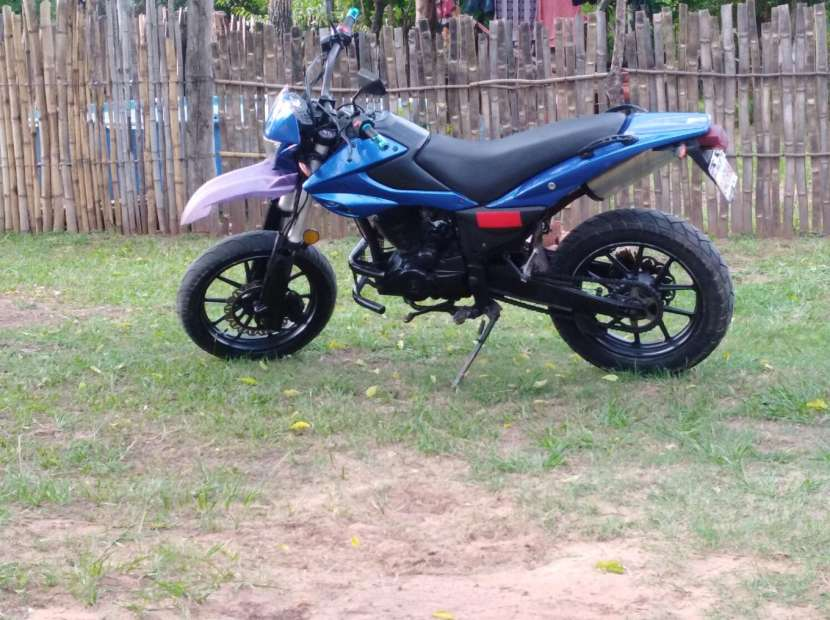 Moto kenton bull 200 cc - 3