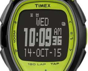 Reloj timex unisex ironman sleek 150 tap screen runners.