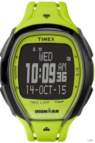Reloj timex unisex ironman sleek 150 tap screen runners - 0