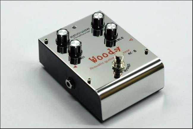 Pedal de efectos para guitarra Acoustic Simulator - 1