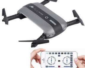 Drone plegable wifi pocket 6 ejes filmadora hd 720p