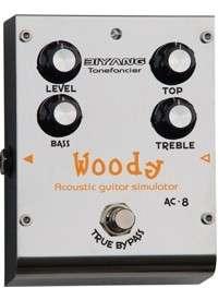 Pedal de efectos para guitarra Acoustic Simulator - 0