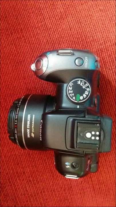 Canon powershot sx10 pantalla móvil, filmadora - 4