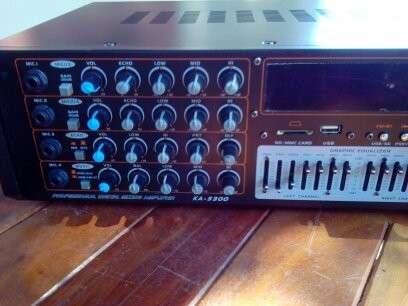 Amplificador - 0