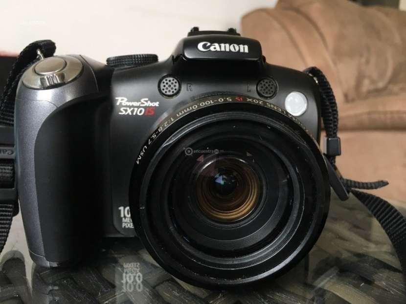 Canon powershot sx10 pantalla móvil, filmadora - 0