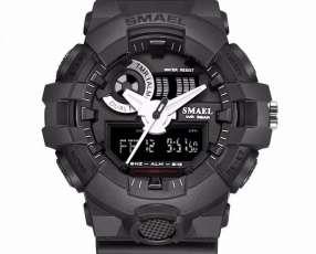 Reloj SMAEL NEON Black