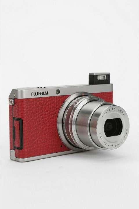 Fujifilm X Series XF-1 con estuche. seminueva. - 0