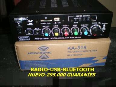 Amplificador - 1