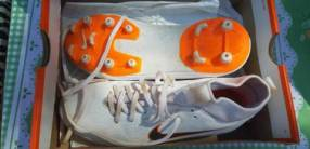 Botin Nike Mercurial calce 36