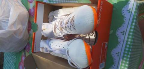 Botin Nike Mercurial calce 36 - 1