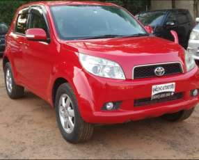 Toyota Rush 2006 rojo