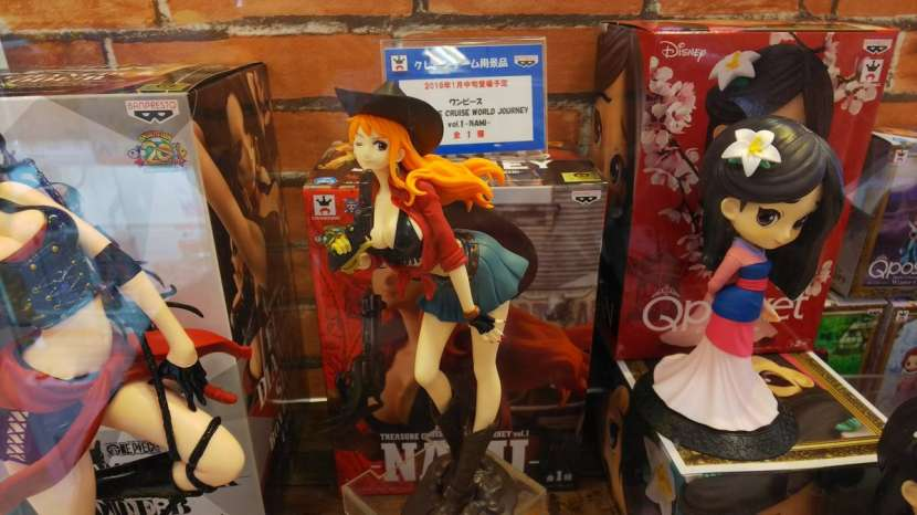 Nami - One Piece Banpresto Oficial - 2