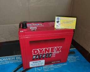 Batería 12V 60Ah Borne Fino Dynex