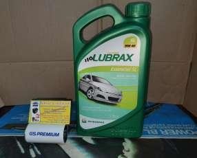 Aceite Motor Lubrax 15W-40