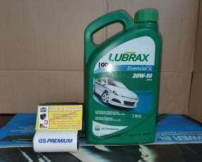 Aceite Motor Lubrax 20W-50
