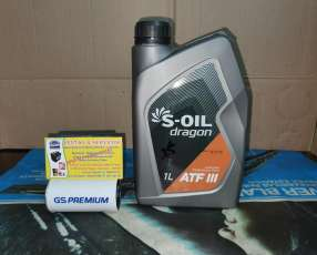 Aceite de caja S-Oil Dragon
