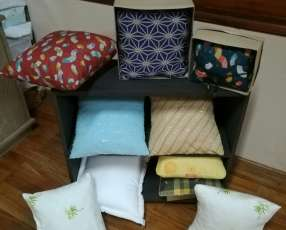 Almohadones para decoración