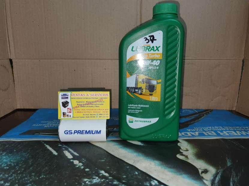 Aceite Motor Lubrax 15W-40 - 0