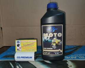 Aceite de Moto Moto4T