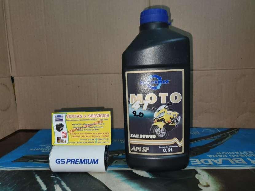 Aceite de Moto Moto4T - 0