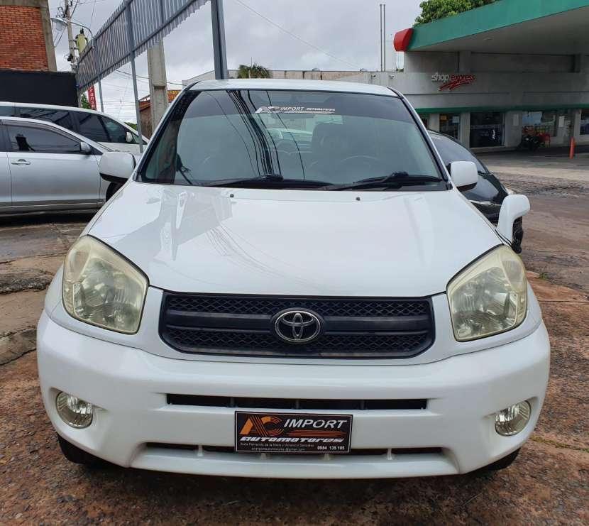 Toyota rav4 2005/6 - 0