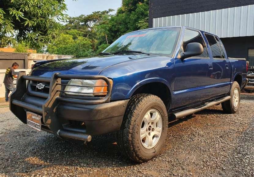 Chevrolet S10 1999 diésel mecánico 4x4 - 1