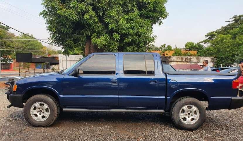 Chevrolet S10 1999 diésel mecánico 4x4 - 3