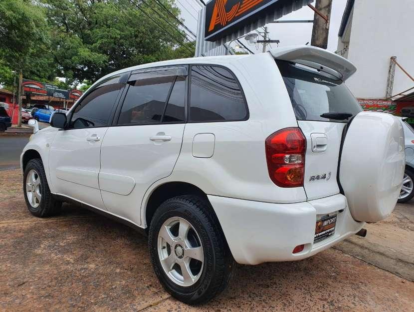 Toyota rav4 2005/6 - 7