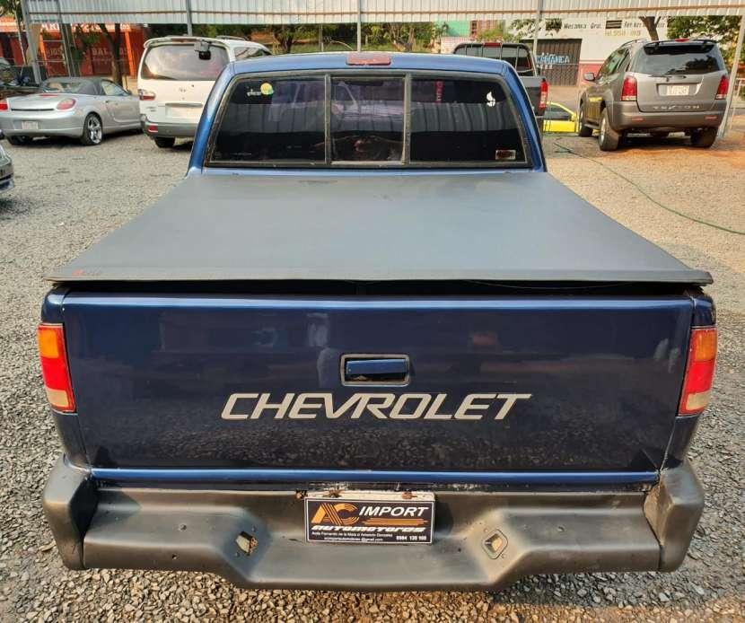 Chevrolet S10 1999 diésel mecánico 4x4 - 7