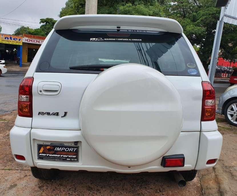Toyota rav4 2005/6 - 9