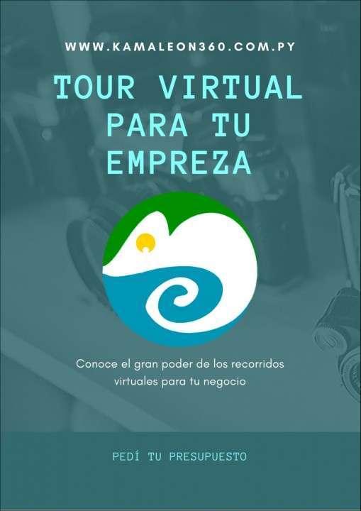 Tour virtual para tu empresa - Fotografía 360 - 0