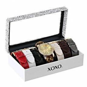 Reloj para dama Xoxo (XX9065) con mallas intercambiables