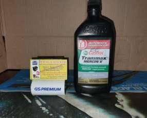 Aceite de caja Castrol MERCON V