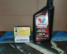 Aceite motor Valvoline 15W-40